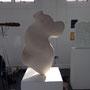 Untitled 2 – 2014 / H 41 / Bath stone