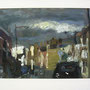 Bishop's Rd – 2007 / 20 x 16 cm / Oils on paper