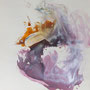 Dream gate – 2016 / 76 x 57 cm / Inks & acrylics on paper
