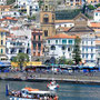 Widok na Amalfi od strony morza