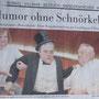 Bericht Zeitung Limburg - Weilburg