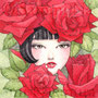 薔薇女子図鑑『オリビア』