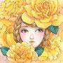 薔薇女子図鑑『ハニーブーケ』