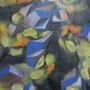 もりあがるものら  /oil painting     2009