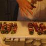 atelier découpe (roti, brochettes, magrets, confits)