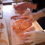 Préparation du foie gras