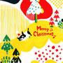 MerryChiristmas!:アクリル/イラストレーションボード(B5)