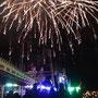 Feuerwerk am Dom