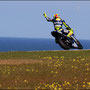 Valentino Rossi winner at Phillip Island GP '05, Australia