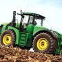 John Deere 9560R Knicklenker Traktor (Quelle: John Deere)