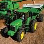 John Deere 7810 Traktor USA-Version (Quelle: John Deere)