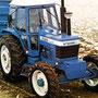 Ford TW20 Allradtraktor (Quelle: CNH)
