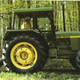 John Deere 3040 Allradtraktor mit FSC Kabine (Quelle: John Deere)