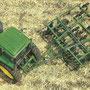 John Deere 4255 Traktor (Quelle: John Deere)