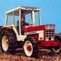 IHC 554 Allradtraktor mit Kabine (Quelle: Hersteller)