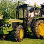 John Deere 2130 LS mit FSC Kabine (Quelle: John Deere)