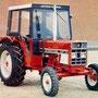 IHC 533 Traktor mit Kabine (Quelle: Hersteller)