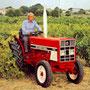 IHC E733 Plantagenschlepper (Quelle: Hersteller)