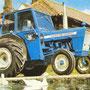 Ford 2000 Traktor (Quelle: CNH)
