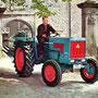 Hanomag Perfekt 401 Traktor (Quelle: Hersteller)
