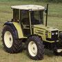 Hürlimann H-488 Turbo Prestige Traktor (Quelle: SDF Archiv)