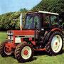 IHC 733 Allradtraktor mit Kabine (Quelle: Hersteller)