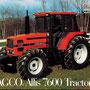 AGCO-Allis 7600 Allradtraktor (Quelle: AGCO)