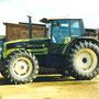 Hürlimann H-6165 Master Allradtraktor (Quelle: Classic Tractor Magazine)