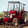 IHC 633 Traktor mit Kabine (Quelle: Hersteller)