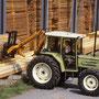 Hürlimann H-468 Prestige Traktor (Quelle: SDF Archiv)