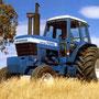 Ford TW20 Traktor (Quelle: CNH)