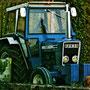 Ford 4600 Traktor mit Kabine (Quelle: CNH)