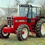 IHC 1255 XL Allradtraktor mit Kabine (Quelle: Hersteller)
