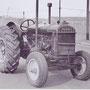 Fordson N Traktor (Quelle: CNH)
