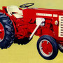 IHC Farmall F-270V Traktor (Quelle: Hersteller)