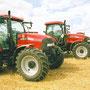 Case IH MXU 135 & MXU 115 (Quelle: Classic Tractor Magazine)