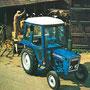 Ford 2600 Traktor mit Kabine (Quelle: CNH)