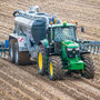 John Deere 6195M Traktor  (Quelle: John Deere)