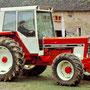 IHC 1046 Allradtraktor mit Kabine (Quelle: Hersteller)