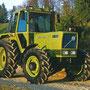 Hürlimann H-490 Turbo Allradtraktor (Quelle: SDF Archiv)
