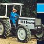Lamborghini 683 DT Allradtraktor (Quelle: SDF Archiv)