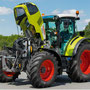 Claas Arion Service und Wartung (Quelle: Claas)