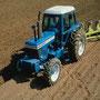 Ford 8700 Traktor mit Allrad (Quelle: Classic Tractor Magazine)