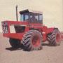 IHC 4386 Großtraktor mit Knicklenkung (Quelle: Hersteller)