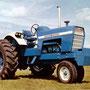 Ford 8000 Traktor in RowCrop Ausführung (Quelle: CNH)