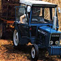 Ford 3600 Traktor mit Kabine (Quelle: CNH)