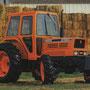 Kubota M8950 DT Allradtraktor (Quelle: Kubota)