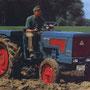 Hanomag Perfekt 301 Traktor (Quelle: Hersteller)