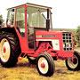 IHC 454 Traktor mit Kabine (Quelle: Hersteller)