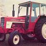 IHC 674 Traktor mit Kabine (Quelle: Hersteller)